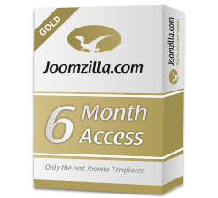 Joomla Template Subscription Club