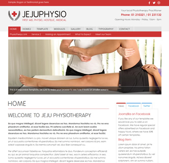 Joomla physio template, joomla medical template, joomla holistic templates, joomla first aid template, joomla doctors