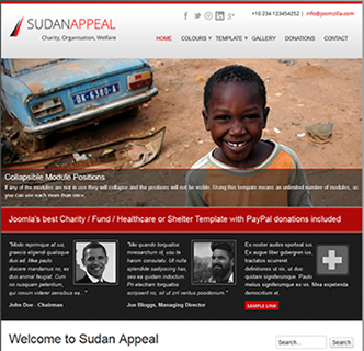 joomla charity template, animal welfare joomla template, donations joomla template modile