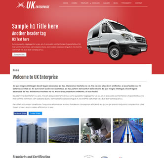 joomla manafacturing business warehouse factory template